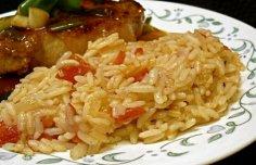 Portuguese Rice Recipe