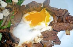 Steaks with Madeira Sauce Recipe