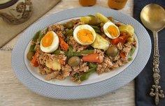 Portuguese Portuguese Tuna Salad Recipe Recipe