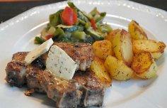 Portuguese Grilled Pork Chops Recipe