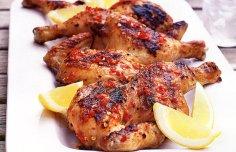 Portuguese Simple BBQ Chicken Recipe