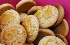Portuguese Olive Oil Cookies Recipe