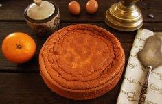 Portuguese Portuguese Orange Sponge Cake Recipe Recipe