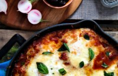 Portuguese Baked Eggs Recipe