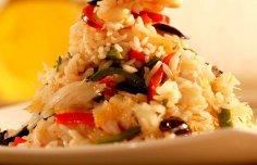 Portuguese Cod Rice Recipe