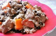 Portuguese Portuguese Meat Rice Recipe Recipe