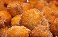 Portuguese Fried Pumpkin Dreams Recipe