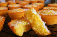 Portuguese Orange Tarts Recipe