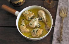 Portuguese Portuguese Chicken with Cream Recipe Recipe