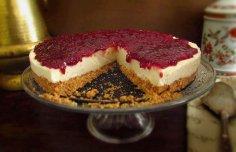 Portuguese Portuguese Raspberry Cheesecake Recipe Recipe