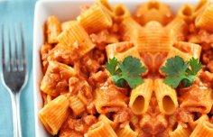 Portuguese Style Chouriço Rigatoni Recipe