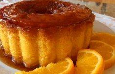 Portuguese Camel Drool Style Pudding Recipe