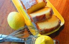 Portuguese Lemon Cake Recipe