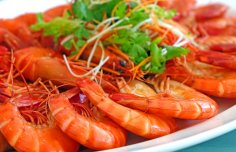 Portuguese Simple Shrimp Recipe