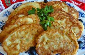 Portuguese Salt Cod Cakes Recipe