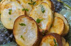 Portuguese Home Fry Rounds Recipe