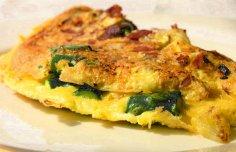 Portuguese Chouriço (Sausage) Omelette Recipe