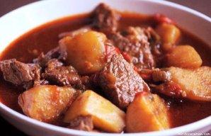 Portuguese Portuguese  Beef Stew with Potatoes Recipe Recipe