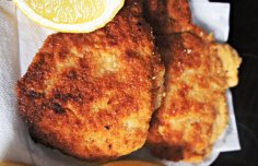 Portuguese Breaded Fried Pork Recipe