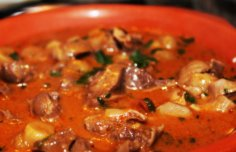 Portuguese Portuguese Chicken Gizzards (Moelas) Recipe Recipe