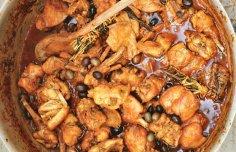 Portuguese Portuguese Rabbit Hunter Style Recipe Recipe