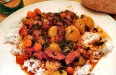 Portuguese Chouriço Stew Recipe