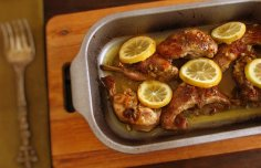 Portuguese Portuguese Rabbit in the Oven with Lemon Recipe Recipe