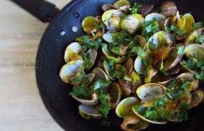 Portuguese Portuguese Clams with Mustard Recipe Recipe