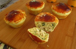 Portuguese Portuguese Mini Chicken Pies Recipe Recipe