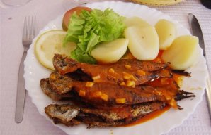 Portuguese Fried Fish Sauce Recipe