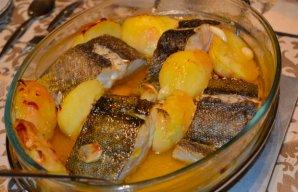 Portuguese Portuguese Baked Cod Loins Recipe Recipe