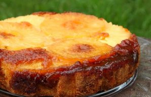 Portuguese Azorean Pineapple Cake Recipe Recipe