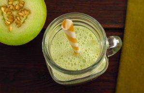 Portuguese Portuguese Honeydew Melon Milkshake Recipe Recipe