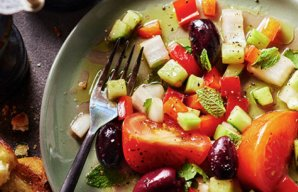 Portuguese Simple Salad Recipe
