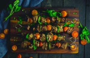 Portuguese Beef Skewers Recipe