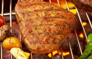 Portuguese Grilled Tuna Recipe
