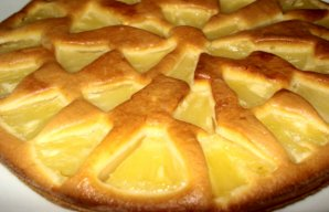 Portuguese Pineapple Tart Recipe