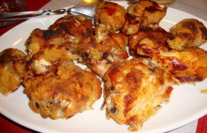 Portuguese Crispy Baked  Chicken Recipe