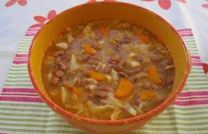 Portuguese Alentejo Soup Recipe