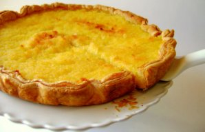 Portuguese Coconut Tart Recipe