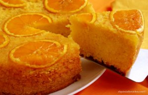Portuguese Orange and Butter Cake Recipe