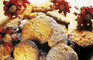 Portuguese Almond Cookies Recipe