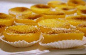 Portuguese Orange & Milk Tarts Recipe