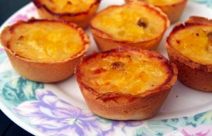 Portuguese Pineapple Tarts Recipe