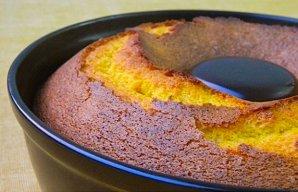 Portuguese Carrot Cake Recipe