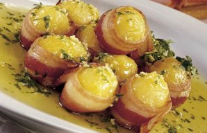 Portuguese Potatoes with Bacon Recipe