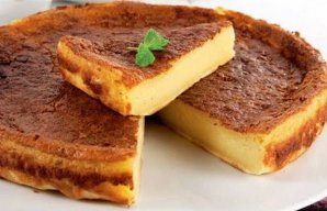 Portuguese Milk & Cinnamon Tart Recipe