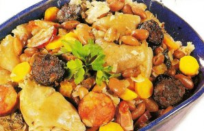 Pico Island Style Bean Stew Recipe