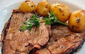 Portuguese Pot Roast (Carne Assada) Recipe