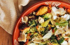 Portuguese Cod Tiborna Recipe